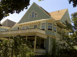 A nice house in Ditmas Park Brooklyn