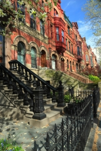 Park Slope Rowhouses